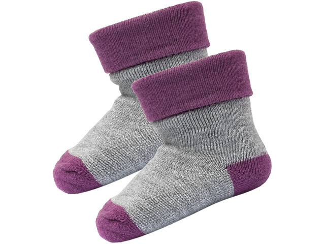 Devold Teddy Socks 2 Pack peony